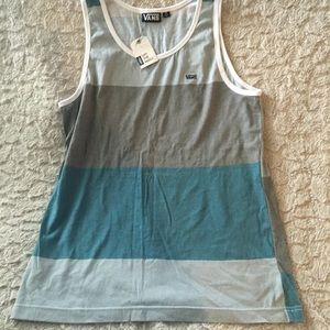Other - Vans men's tanks. NEVER Worn With tags